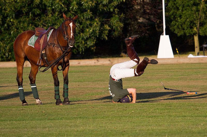 Sandhurst polo
