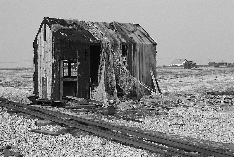 Dungeness Net Shed
