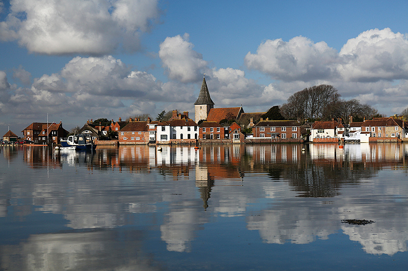 Perfect view of Bosham