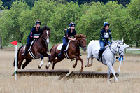 The Windsor Lions Club cross country ride in Windsor Great Park 2018