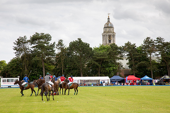 Polo played at RAF Cranwell.