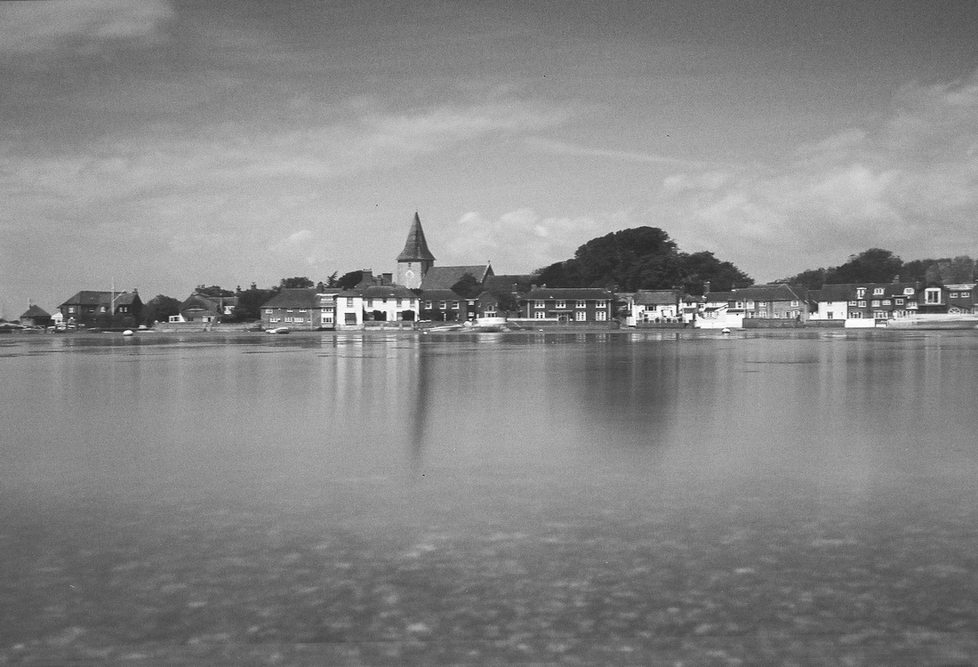 Bosham long exposure