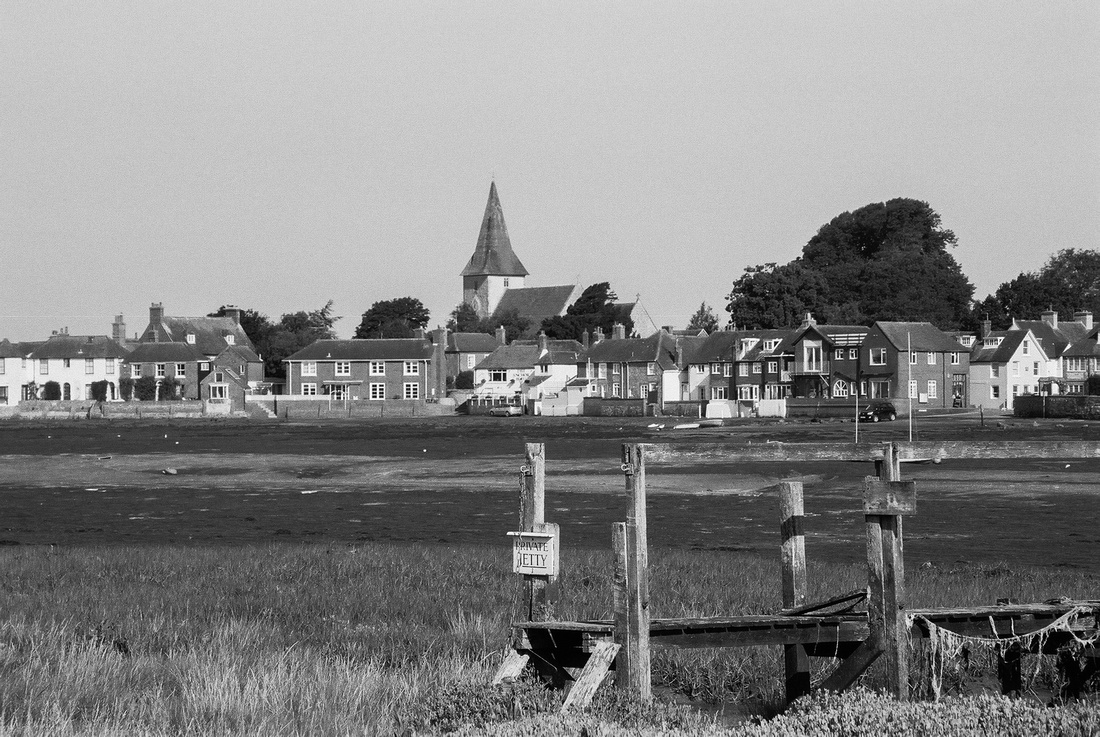 General view of Bosham