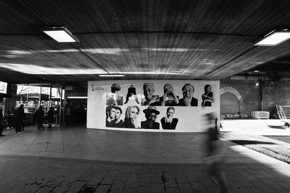 Photos on the South Bank