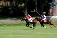 Cornwall Polo Team at Sandhurst