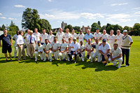 Sir Michael Parkinson's XI vs Lord's Taverners XI