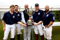 Captains and Subalterns Trophy 2015